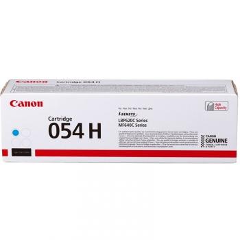 Toner Canon CRG 054 H, 2300 stran modrý