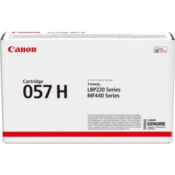 Toner Canon CRG 057 H, 10 000 stran černý