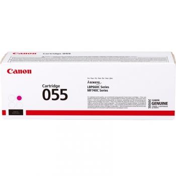 Toner Canon CRG 055, 2100 stran červený