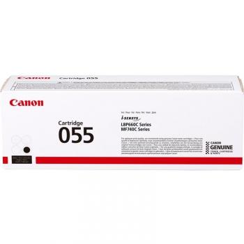 Toner Canon CRG 055, 2300 stran černý