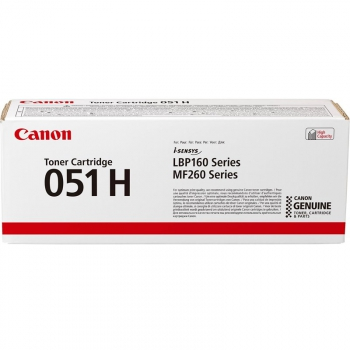 Toner Canon CRG 051 H, 4100 stran černý