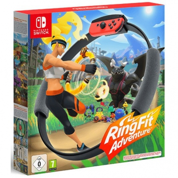 Hra Nintendo SWITCH Ring Fit Adventure