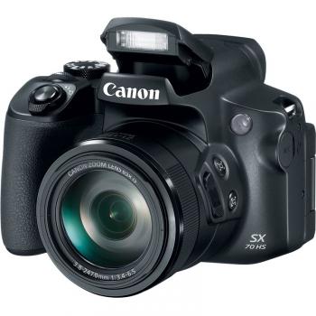Digitální fotoaparát Canon PowerShot SX70 HS černý
