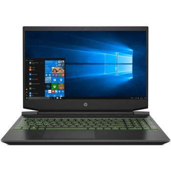 Notebook HP Pavilion Gaming 15-ec0013nc černý