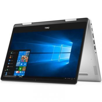 Notebook Dell Inspiron 14 2in1 (5491) Touch stříbrný + Microsoft 365 pro jednotlivce stříbrný