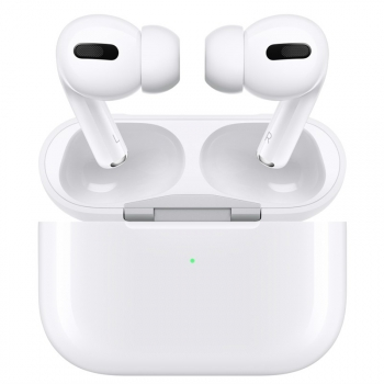 Sluchátka Apple AirPods Pro bílá