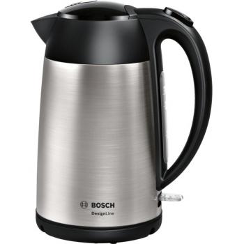 Rychlovarná konvice Bosch DesignLine TWK3P420 černá/nerez
