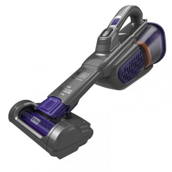 Akumulátorový vysavač Black-Decker Dustbuster SmartTech BHHV520BFP