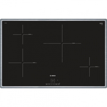 Indukční varná deska Bosch Serie | 4 PIE845BB1E černá
