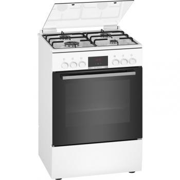 Kombinovaný sporák Bosch Serie | 4 HXN390D20 bílý