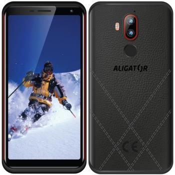 Mobilní telefon Aligator RX800 eXtremo černý/červený