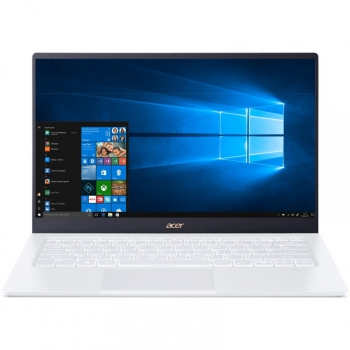 Notebook Acer Swift 5 (SF514-54T-77F4) bílý