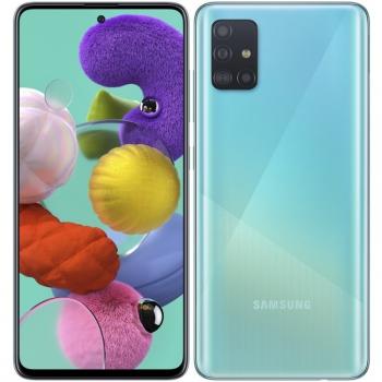 Mobilní telefon Samsung Galaxy A51 modrý