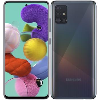 Mobilní telefon Samsung Galaxy A51 černý