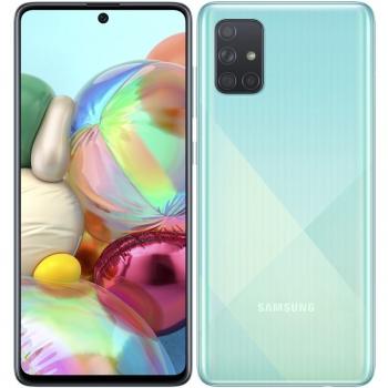 Mobilní telefon Samsung Galaxy A71 modrý