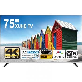Televize Finlux 75FUE8560 černá