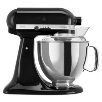 Kuchyňský robot KitchenAid Artisan 5KSM175PSEOB černý
