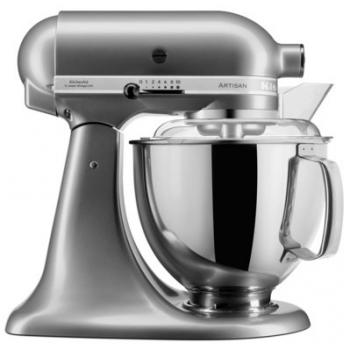 Kuchyňský robot KitchenAid Artisan 5KSM175PSECU stříbrný