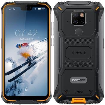 Mobilní telefon Doogee S68 Pro oranžový