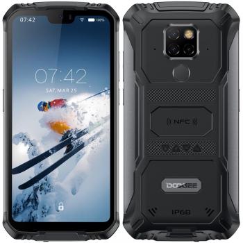 Mobilní telefon Doogee S68 Pro černý