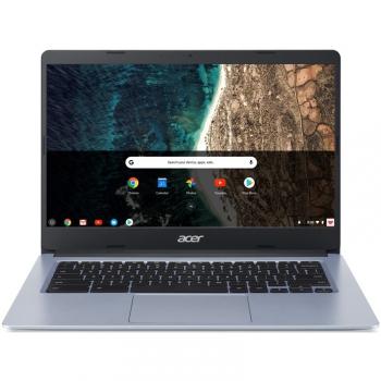 Notebook Acer Chromebook 314 (CB314-1H-C2X0) stříbrný