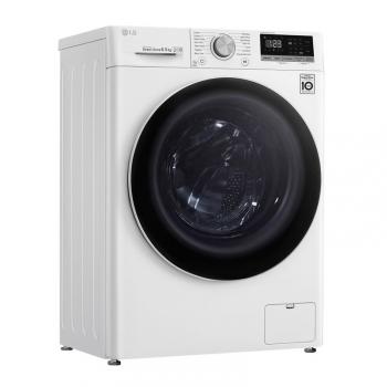 Pračka LG F2WN5S6N0 bílá