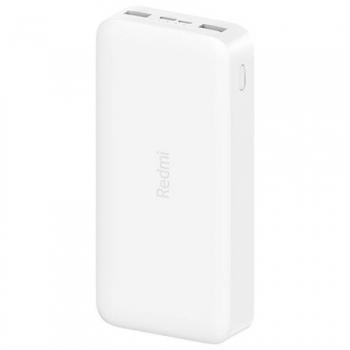 Powerbank Xiaomi Redmi 18W Fast Charge 20000mAh, USB-C bílá