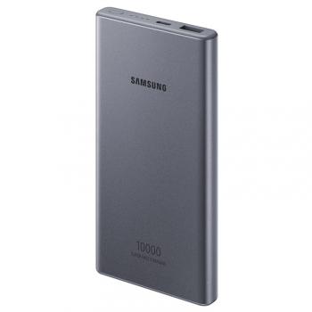 Powerbank Samsung 10000mAh, USB-C šedá