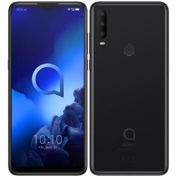 Mobilní telefon ALCATEL 3X 2019 64 GB černý