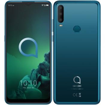 Mobilní telefon ALCATEL 3X 2019 128 GB zelený