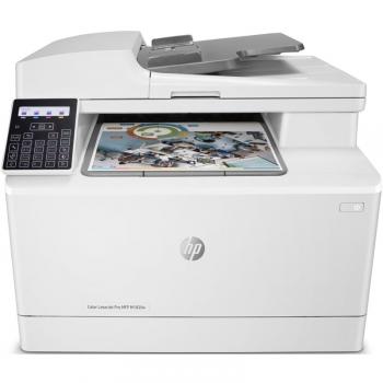 Tiskárna multifunkční HP Color LaserJet Pro MFP M183fw bílý
