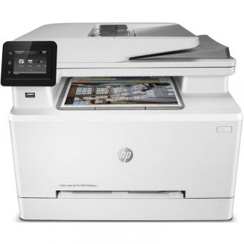 Tiskárna multifunkční HP Color LaserJet Pro MFP M282nw bílý