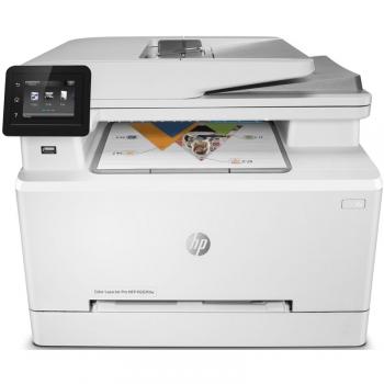 Tiskárna multifunkční HP Color LaserJet Pro MFP M283fdw bílý