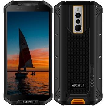 Mobilní telefon Aligator RX710 černý/žlutý