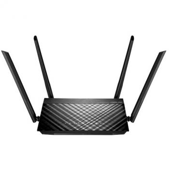 Router Asus RT-AC1300G PLUS V3 - AC1300 dvoupásmový Gigabit Wi-Fi router, USB