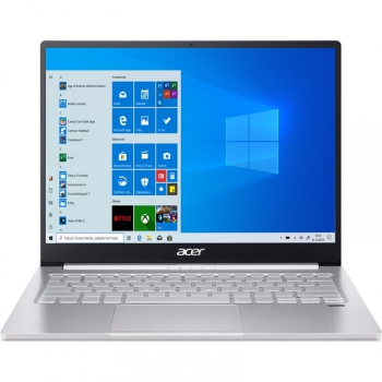Notebook Acer Swift 3 (SF313-52-54D1) stříbrný