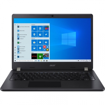 Notebook Acer TravelMate P2 (TMP214-52-57BX) černý