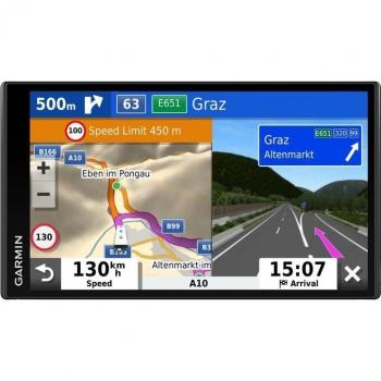 Navigační systém GPS Garmin 780T-D černý