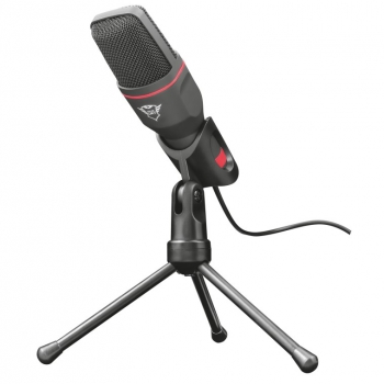 Mikrofon Trust GXT 212 Mico, USB černý
