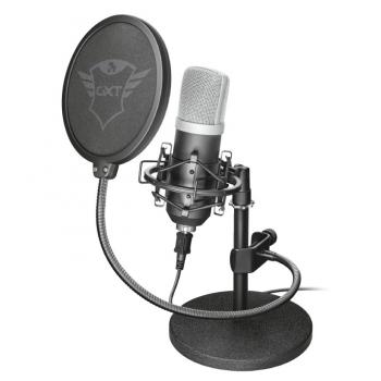 Mikrofon Trust GXT 252 Emita černý