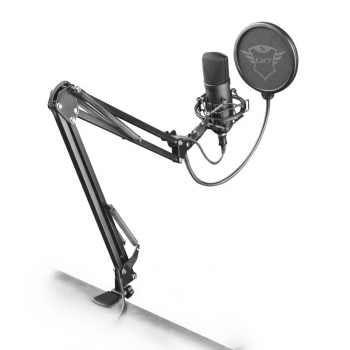 Mikrofon Trust GXT 252+ Emita Plus černý