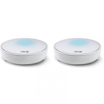 Komplexní Wi-Fi systém Asus Lyra Mini MAP-AC2200 (2-pack) - AC2200 třípásmový WiFi Aimesh