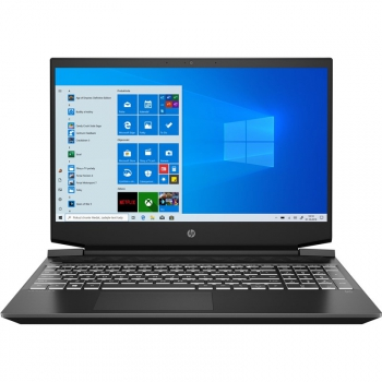 Notebook HP Pavilion Gaming 15-ec0601nc černý