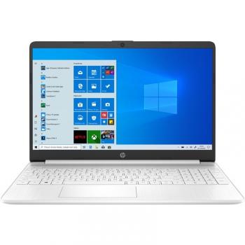 Notebook HP 15s-eq0601nc bílý
