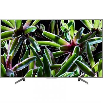 Televize Sony KD-65XG7077 stříbrná