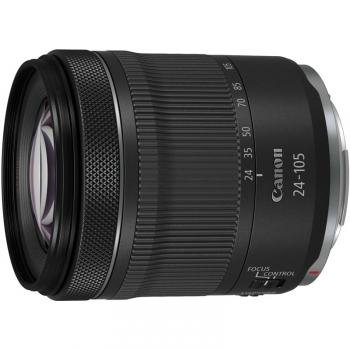 Objektiv Canon RF 24-105 mm f/4-7.1 IS STM - SELEKCE AIP černý