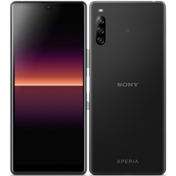 Mobilní telefon Sony Xperia L4 černý