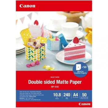 Fotopapír Canon MP-101D A4, 240g/m2, 50 listů