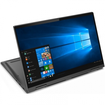 Notebook Lenovo Yoga C740-14IML šedý