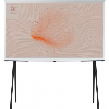 Televize Samsung The Serif QE55LS01TA bílá/modrá